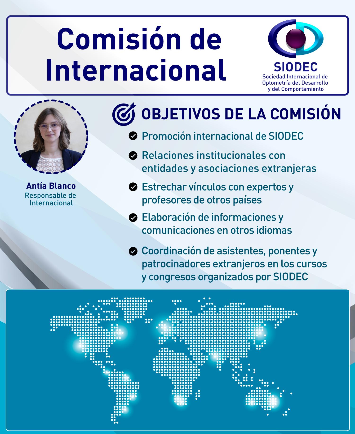 Comisión Internacional SIODEC