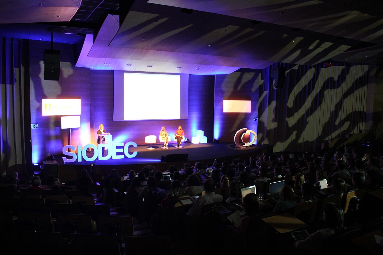 Imagen de la quinta edición del Congreso de SIODEC, celebrada en Toledo.