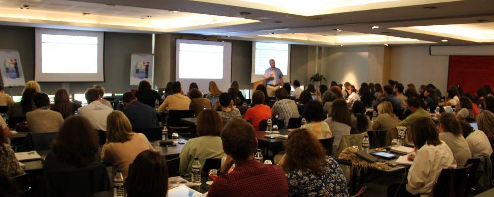 La formación especializada de Curt Baxstrom en Madrid logra un éxito rotundo de asistencia