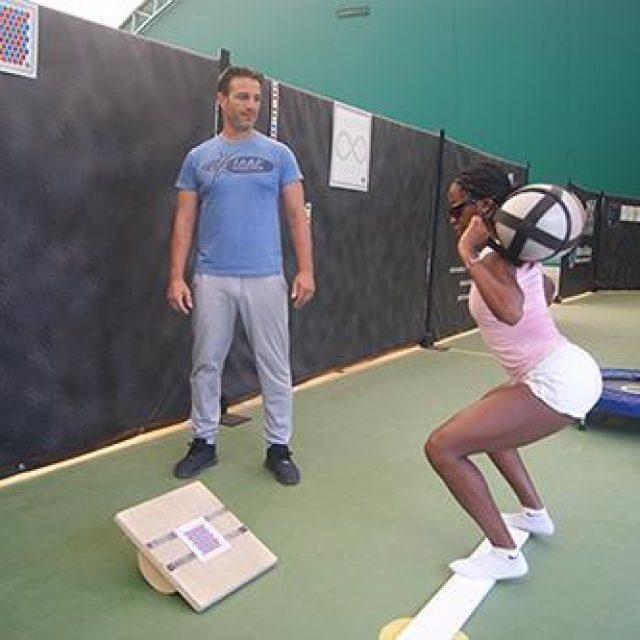 La mitad de los problemas visuales que sufren los atletas podrían ser corregidos mediante terapia visual