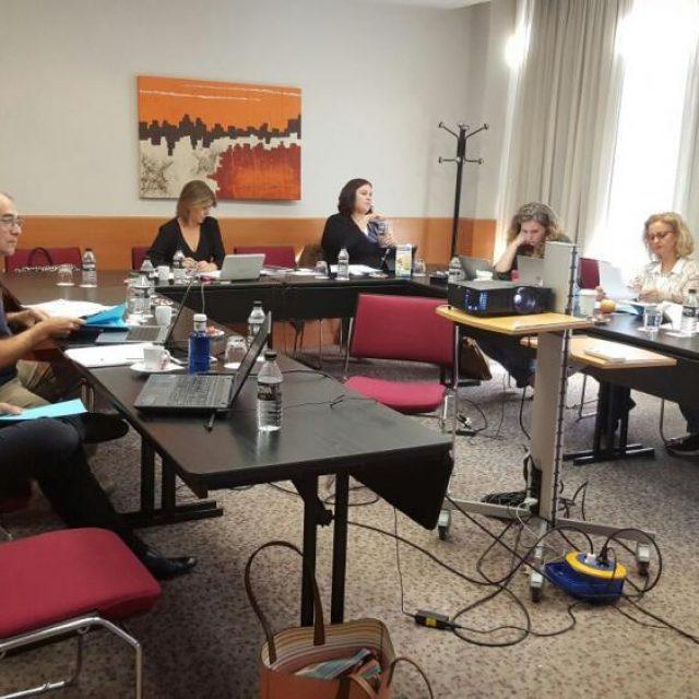 Reunión de la Junta Directiva de SIODEC
