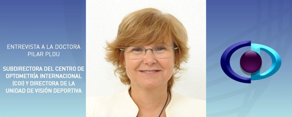 """Doctora Pilar Plou: """"La unidad en un colectivo profesional es esencial y SIODEC lo está consiguiendo con los optometristas"""""""