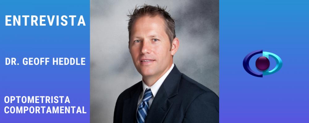 """Dr. Geoff Heddle (optometrista comportamental): """"La visión deportiva tiene que ver más con dirigir la acción estando bajo presión"""""""