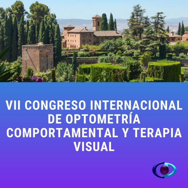 VII Congreso Internacional de Optometría Comportamental y Terapia Visual