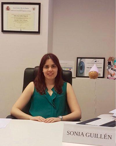 Sonia Guillén Pingarrón