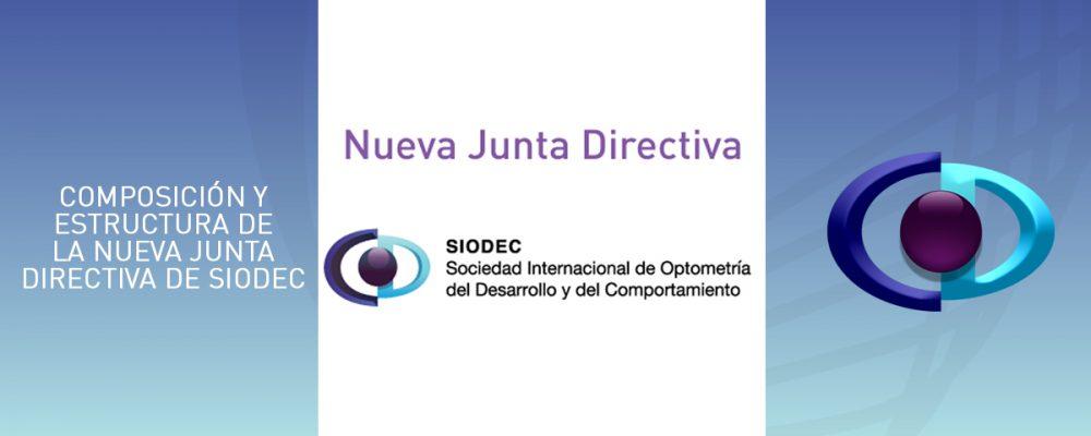Nueva Junta Directiva de SIODEC
