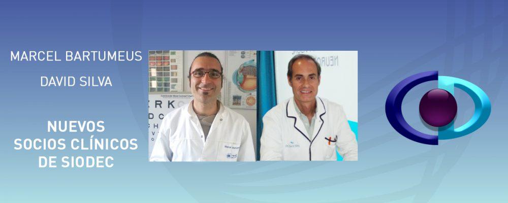 Dos nuevos especialistas se suman a los Socios Clínicos de SIODEC