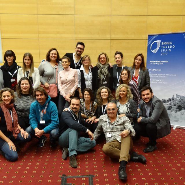 El Congreso de BOAF se desarrolla con interesantes ponencias en Optometría Comportamental y diversos premios a SIODEC