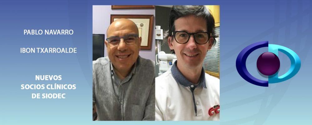 Descubre qué dos optometristas son nuevos Socios Clínicos de SIODEC