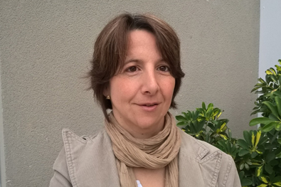 Marta Codina, optometrista