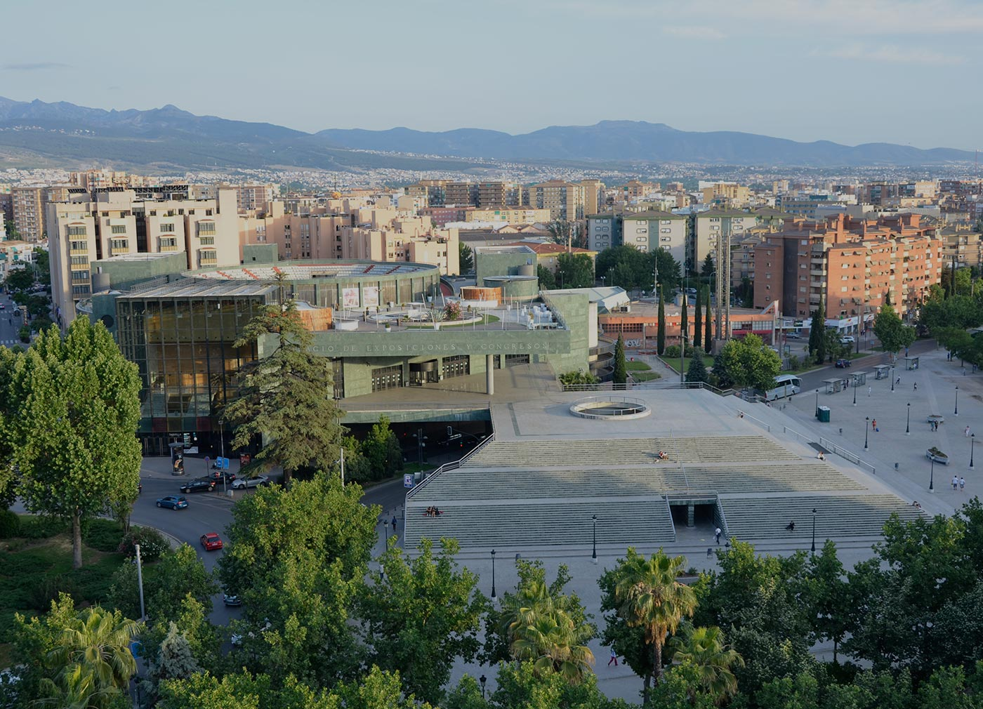 Palacio de Congresos de Granada