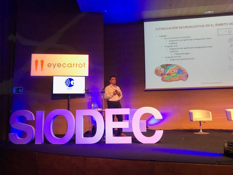 Jordi Galcerán: Estimulación neuroaditiva en el ámbito de la optometría