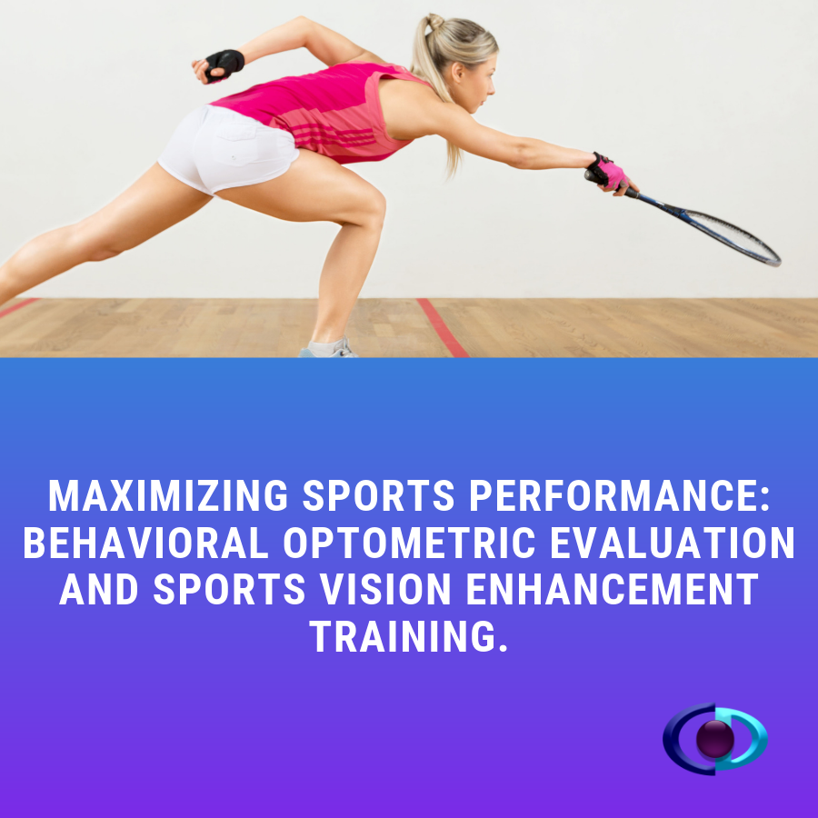 Maximizing Sports Performance: Behavioral Optometric Evaluation and Sports Vision Enhancement Training