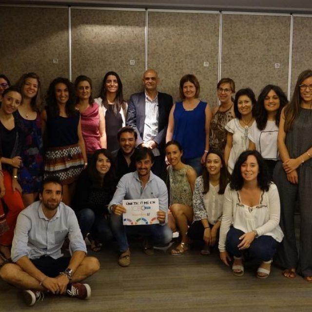 La formación básica de Syntonic de Stefan Collier en Madrid obtiene un gran éxito de crítica entre los participantes
