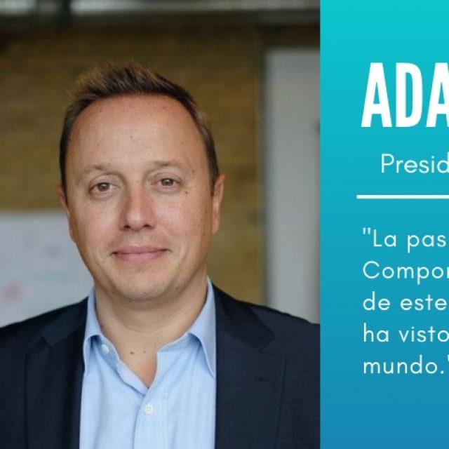 Adam Cegielski: «La pasión por la Optometría Comportamental y el crecimiento de este campo en España no se ha visto en ningún otro país del mundo.»