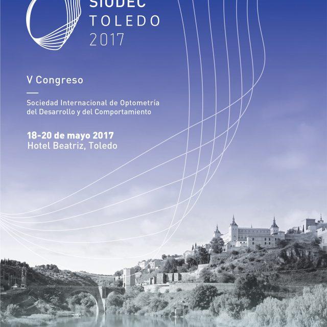 Más de 250 profesionales de la visión se reunirán en mayo en Toledo en el V Congreso Internacional sobre Optometría Comportamental y Terapia Visual