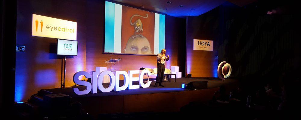 Finaliza el V Congreso Internacional sobre Optometría Comportamental y Terapia Visual en Toledo con 18 conferencias especializadas ante más de 300 profesionales de la visión de 13 países