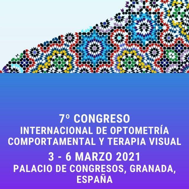 VII Congreso Internacional de Optometría Comportamental y Terapia Visual