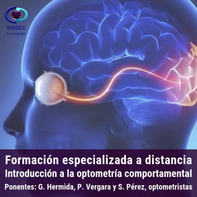 Curso Online: Introducción a la Optometría Comportamental