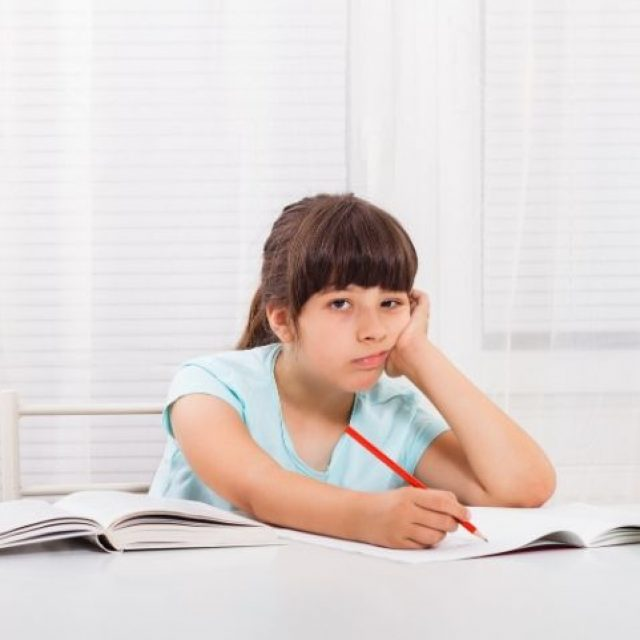 La visión puede ser la verdadera causa de los problemas de los niños