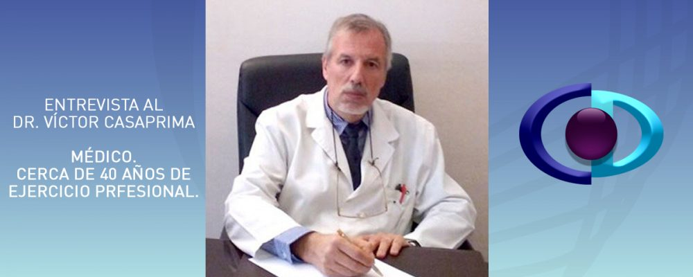 Dr. Víctor Casaprima: «Los optometristas me han ayudado a comprender cómo la visión forma parte del conjunto del desarrollo, cómo la vista es una parte de la visión y cómo las dificultades en las habilidades visuales pueden afectar otras áreas del desarrollo»