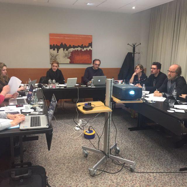 La Junta Directiva de SIODEC se reúne para abordar el Congreso de mayo y distintos asuntos de funcionamiento interno