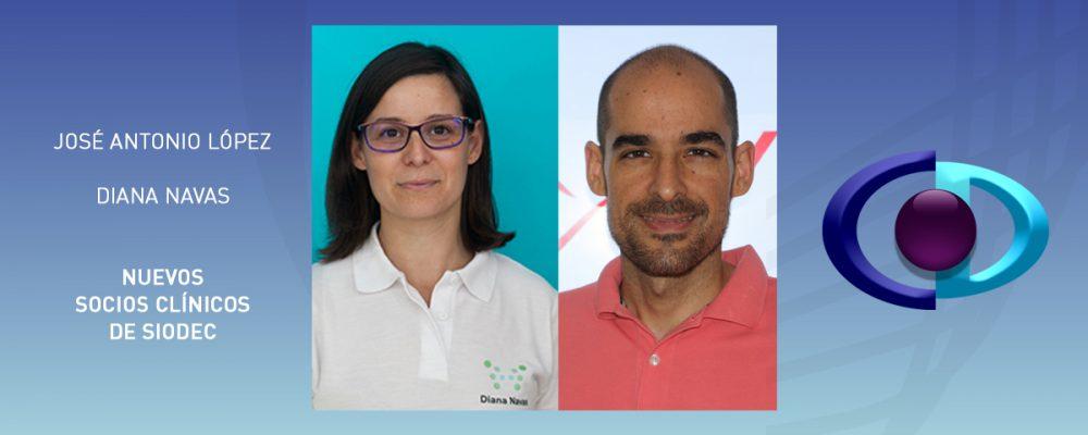 ¡Descubre qué dos optometristas han superado el proceso de Socio Clínico de SIODEC!